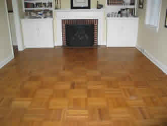 Mr Sandless Can Change The Color And Tone Of Your Floor